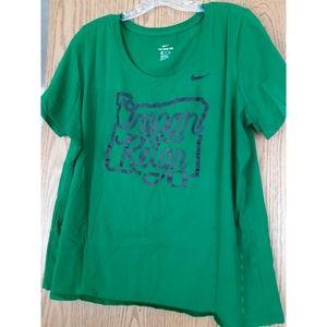 EUC | Nike University of Oregon Ducks T-shirt